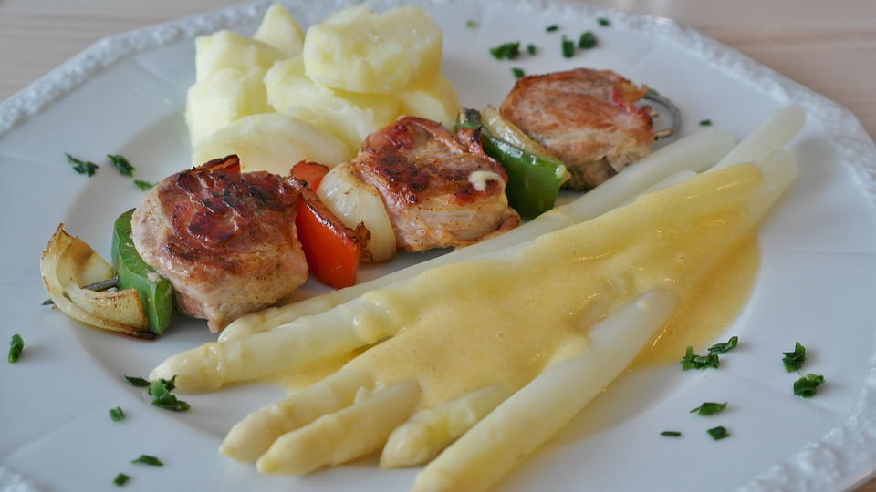 Spiedino Di Carne, Filetto, Maiale, Shish Kebab
