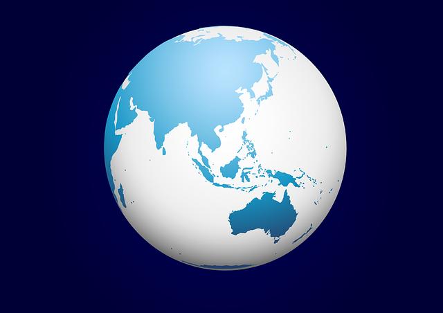 kostenlose vektorgrafik erde blauer planet erdkugel