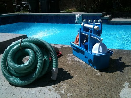 Pool Cleaning Machine Vacuum Pool Service