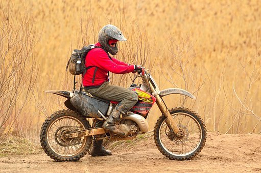 Dirt Bike Motocross Motorcycle Motorbike B