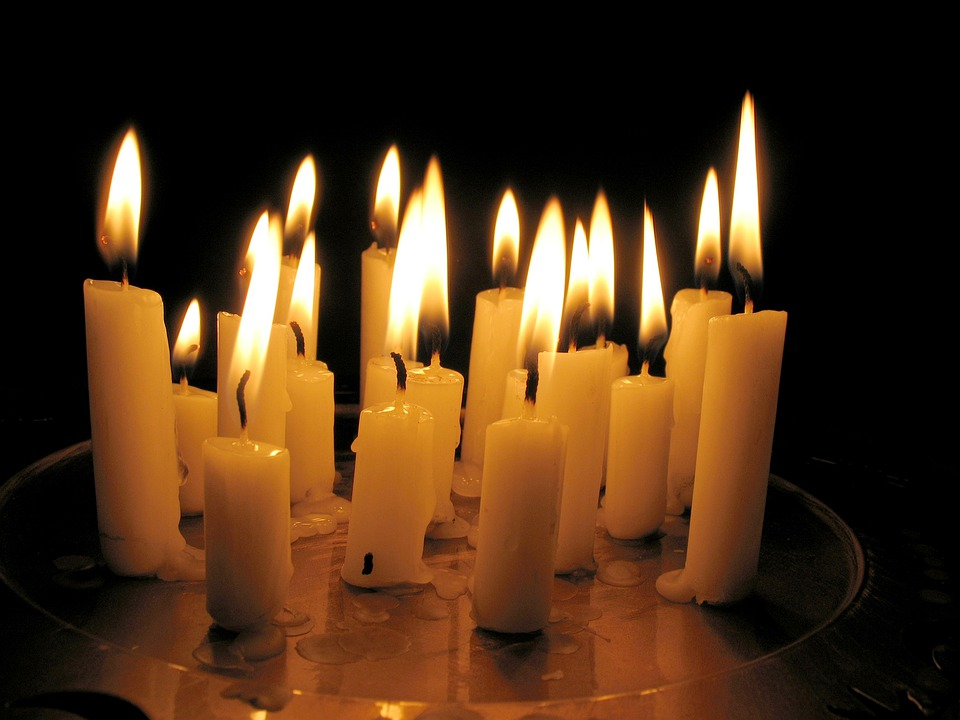 Candles Candlelight Flame · Free photo on Pixabay