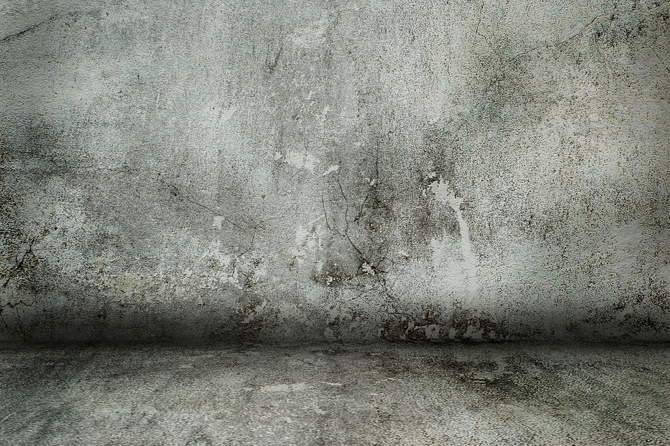 Concrete Wall, Wall, Concrete, Background, Texture