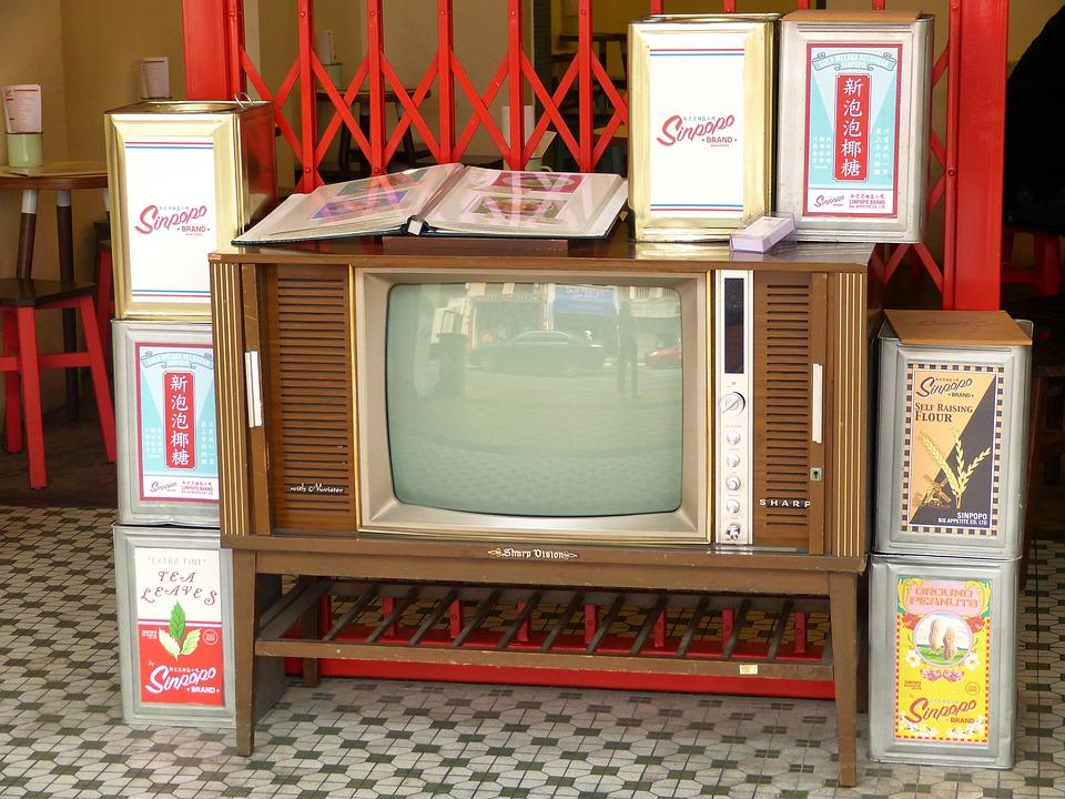 Televisi Model Tahun Antik Foto Gratis Di Pixabay