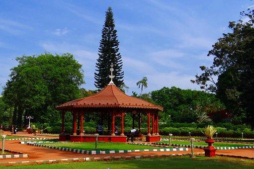 Gazebo, Canopy, Garden, Bangalore, India