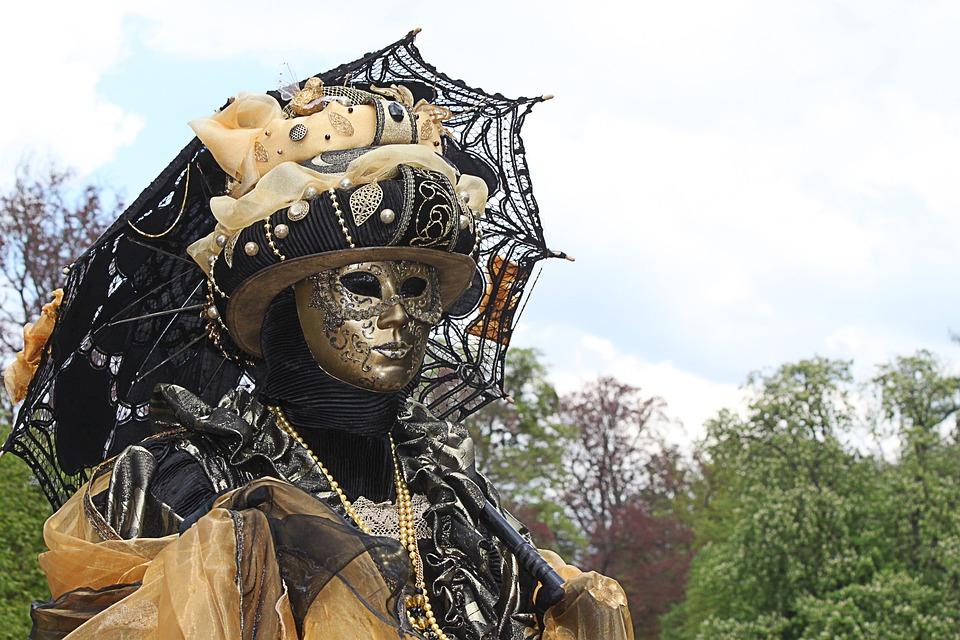 annevoie costumes défilés jardins venise