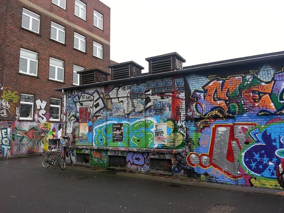Duvar Yazısı Sokak Sanatı Pixabayde ücretsiz Fotoğraf