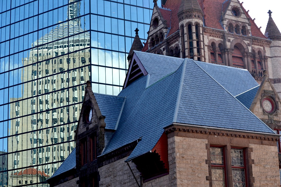 Free Photo Boston Buildings Architecture Free Image On