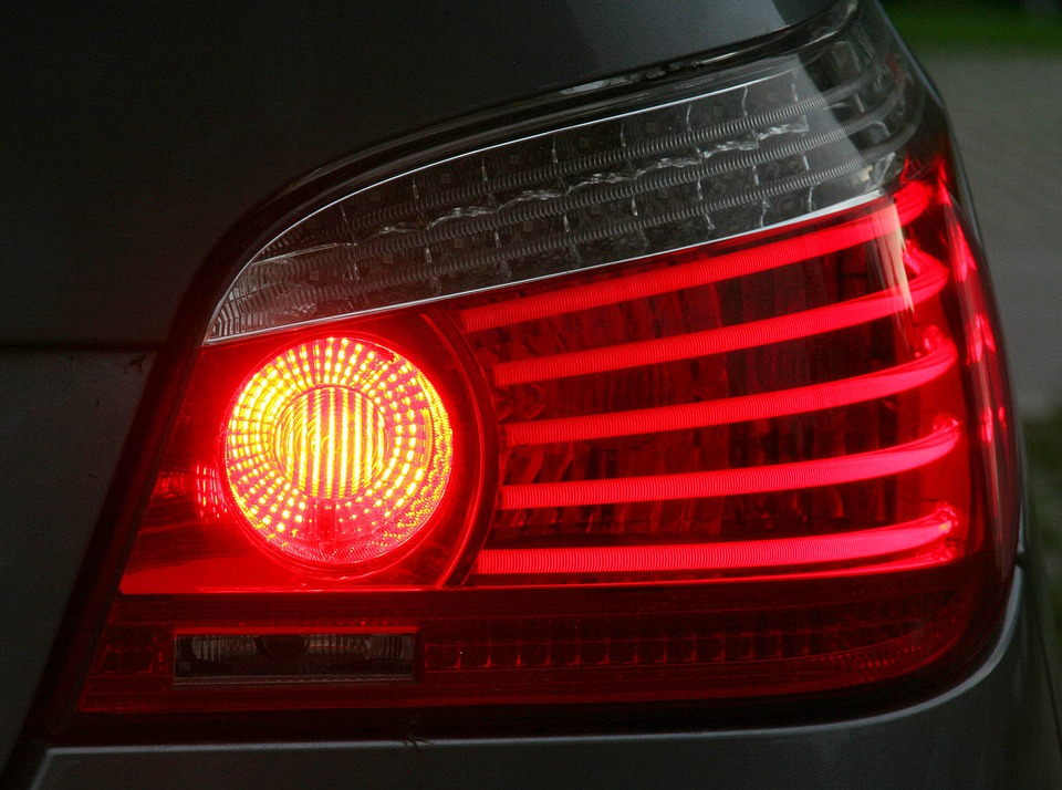 Brake Light Spotlight Bmw Tail · Free photo on Pixabay