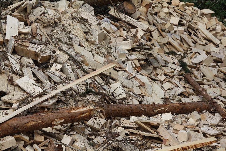 Free photo wood biomass trunks image on pixabay