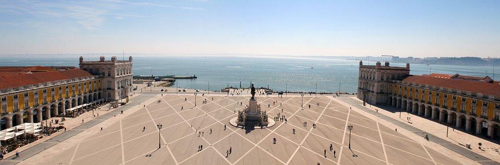 Plaza del Comercio, Lisboa