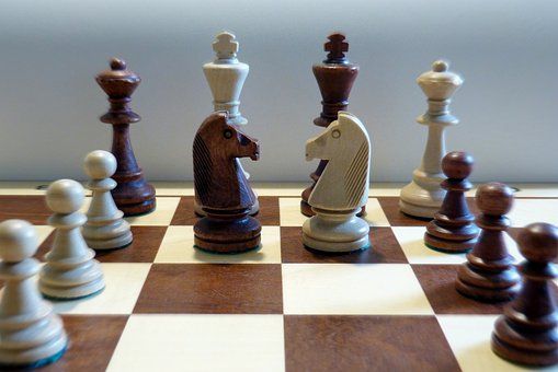 Chess, Chess Pieces, Chess Game