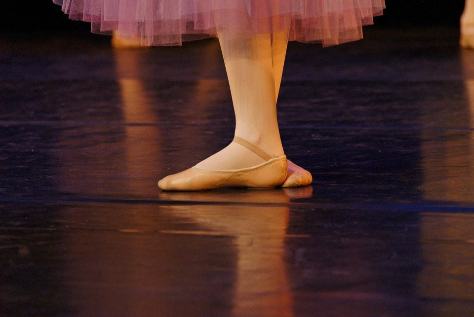 Connu Photo gratuite: Ballet, Pied, Danse, Chausson - Image gratuite sur  DU58