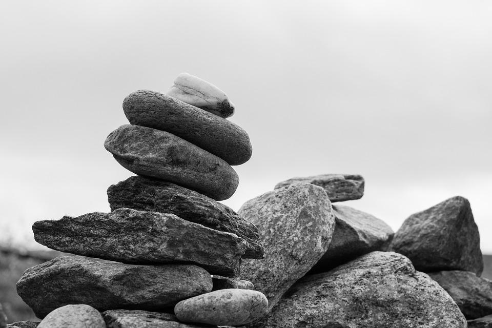 Free Photo Balance Stones Meditation Rest Free Image
