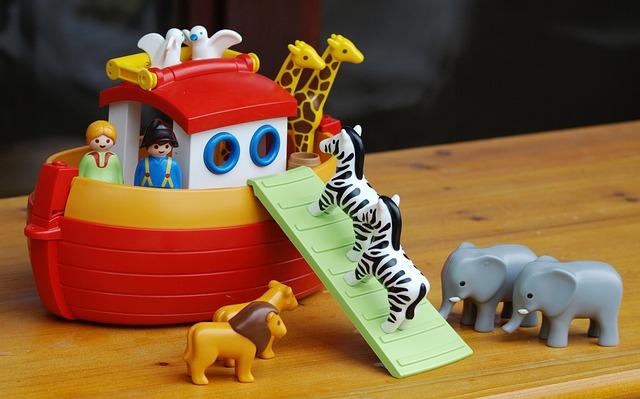 Archenoah Ark Toys 183 Free Photo On Pixabay