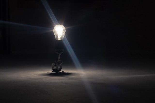 Free Photo Lightbulb Lamp Light Hotspot Free Image