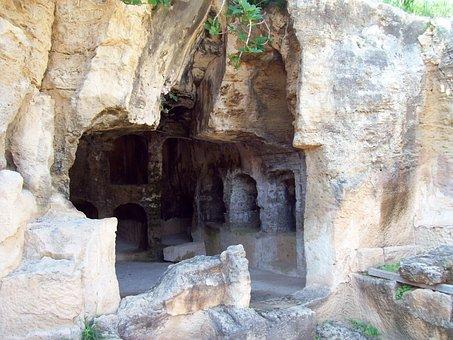 Cyprus, Heritage, Tomb Of Kings