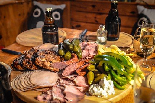 Fleisch- Und Wurstwaren, Deli, Feinkost