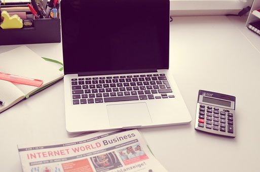 キーボード, アップル, 入力, キー, ハードウェア, Pc, 電卓, タップ