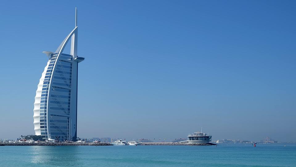 Dubai United Arab Emirates Burj Al · Free photo on Pixabay