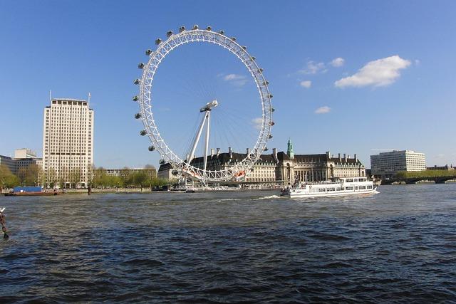 Free photo: London Eye, Skyline, England, City - Free ... | 640 x 426 jpeg 86kB