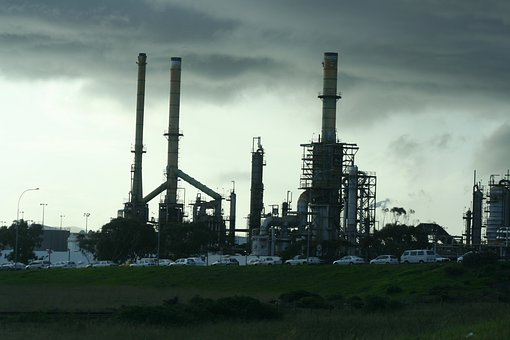 Refinery, Petroleum, Oil, Industry