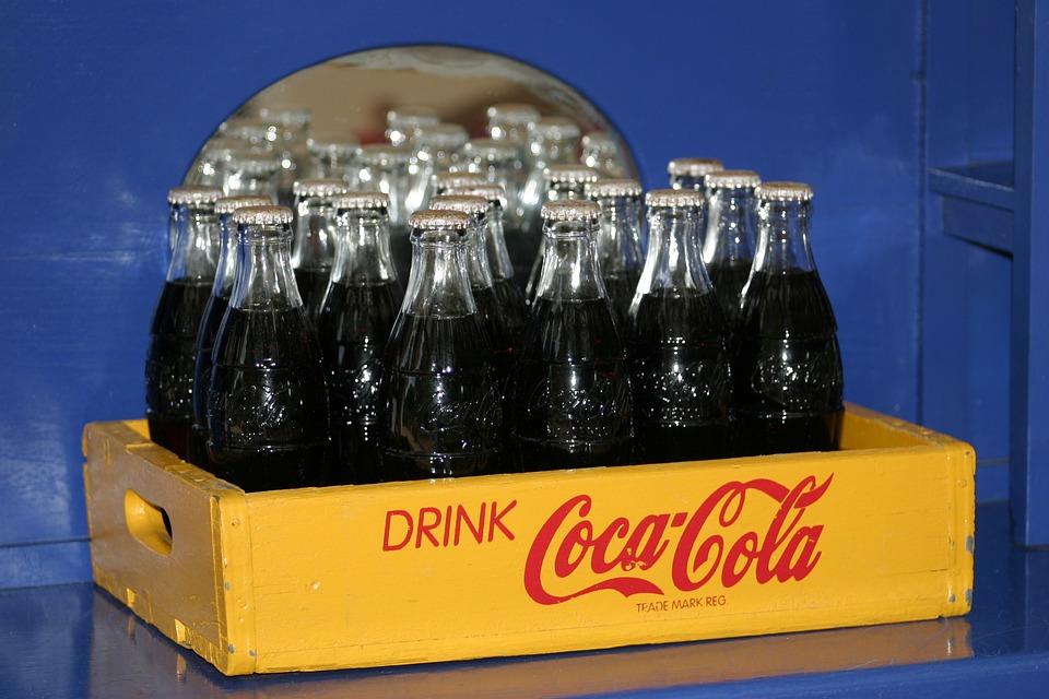 Coke, Cola, Coca-Cola, Bottles, Soda, Sugar, Beverage