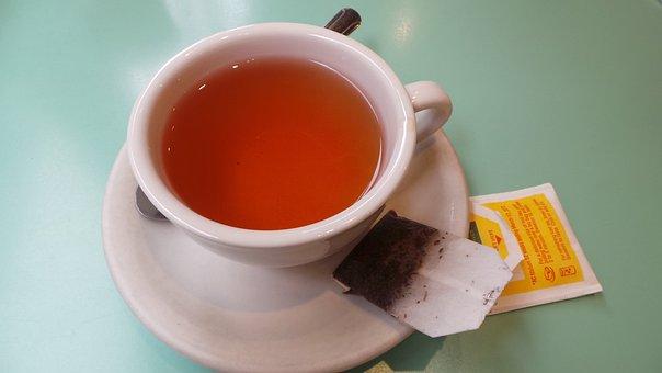 Tea, Cup Of, Breakfast, English Tea