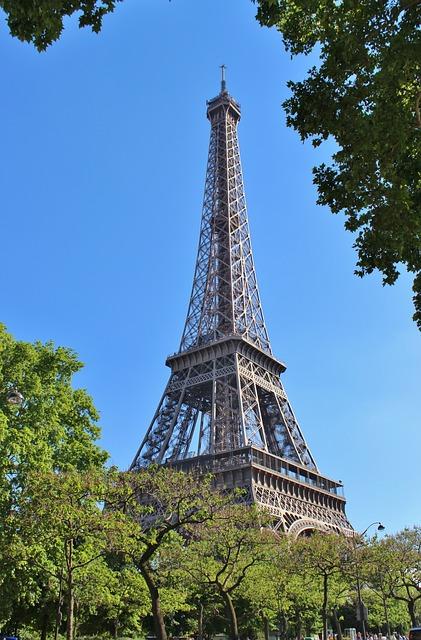 parijs frankrijk monument 183 gratis foto op pixabay