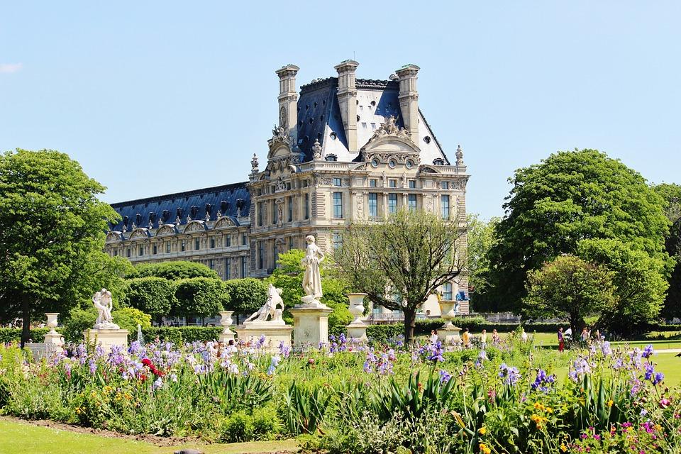 Paris, France, Monument, Sculpture, Landmark, Sky
