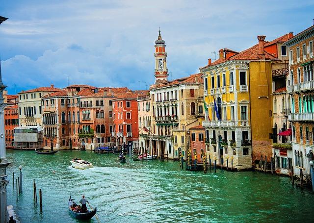 photo gratuite venise italie gondole b timents image On venise artisanat d art images