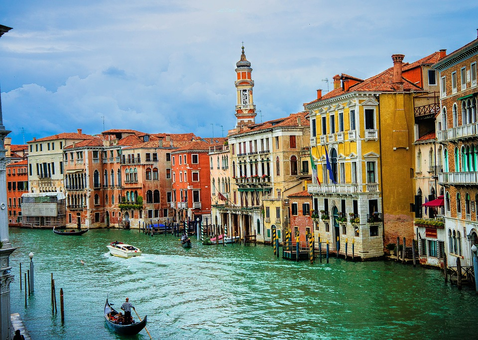 Free photo venice italy gondola buildings free image for Architecture venise