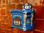 skrzynka pocztowa, skrzynki pocztowe, blacksmithing