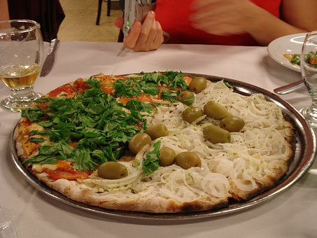 Pizza Argentina Share Food Toppings Delici