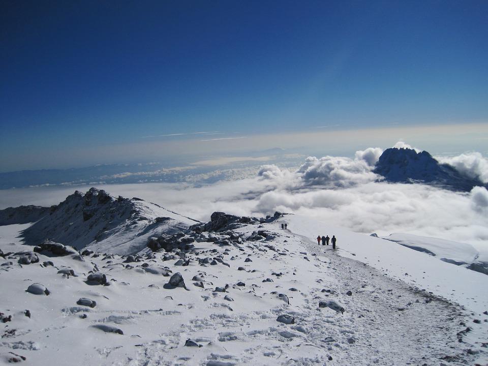 No Snow on Mount Kilimanjaro by 2020