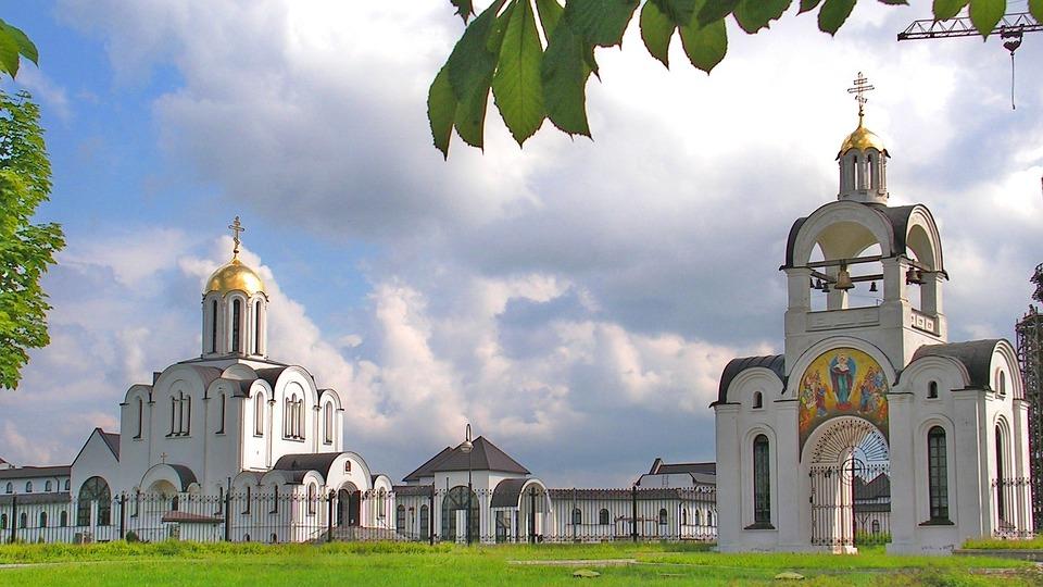 Mińsk, Kościół, Ortodox
