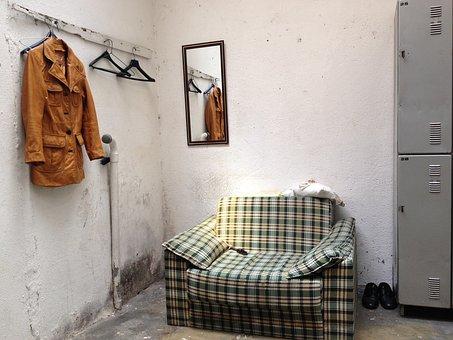 沙发, 休息室套房, 坐, 酒廊, 室内, 首页, 家具, 装潢