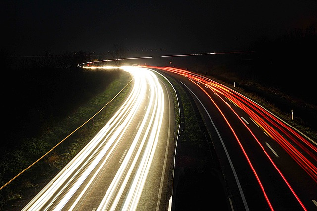 Free Photo Night Light Long Exposure Road Free Image On Pixabay 343209