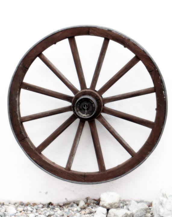 Wheel Wagon Wooden 183 Free Photo On Pixabay