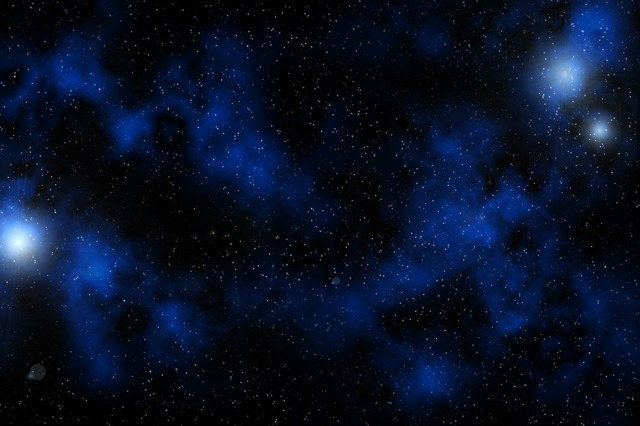 Black And Blue Stars Backgrounds Free illustrati...
