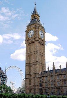 big-ben tower londer