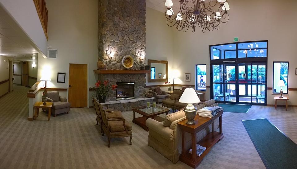 무료 사진: 로비, 리셉션, 홀, 호텔, 거실, 실내 장식, 인테리어 ...