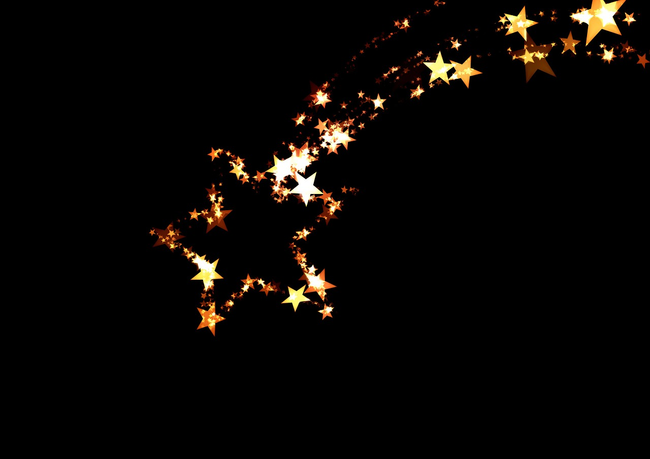 Картинки прикольные, картинки анимации падающие звезды