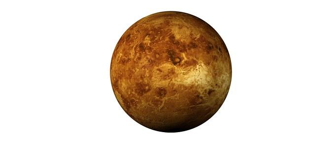 Mars, Venus, Planet, Titan