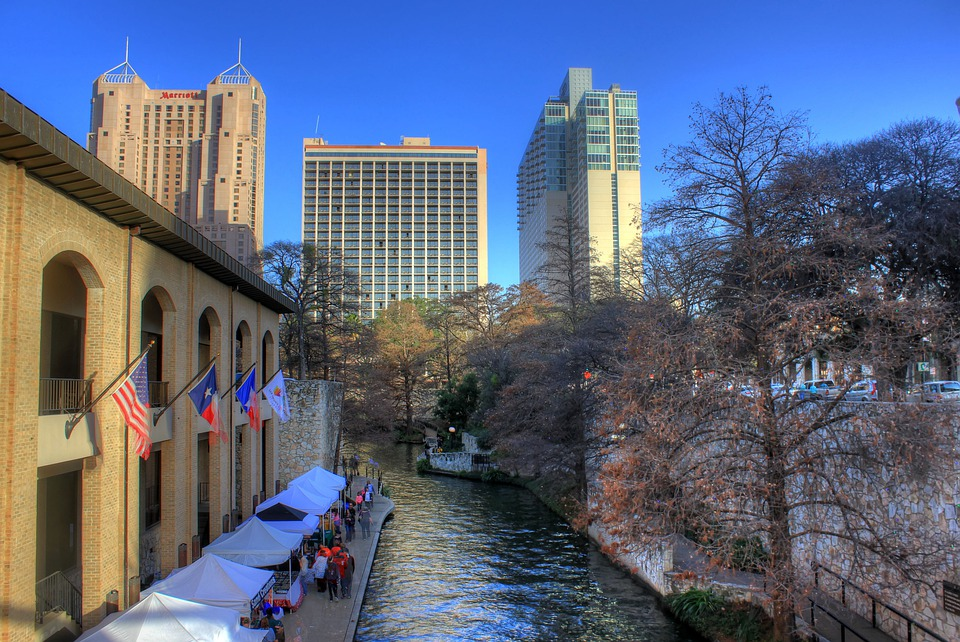 San Antonio Texas Città - Foto gratis su Pixabay