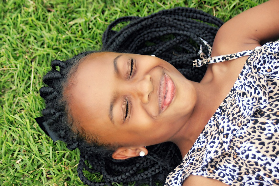 Girl Face African Laying  Free Photo On Pixabay-9302