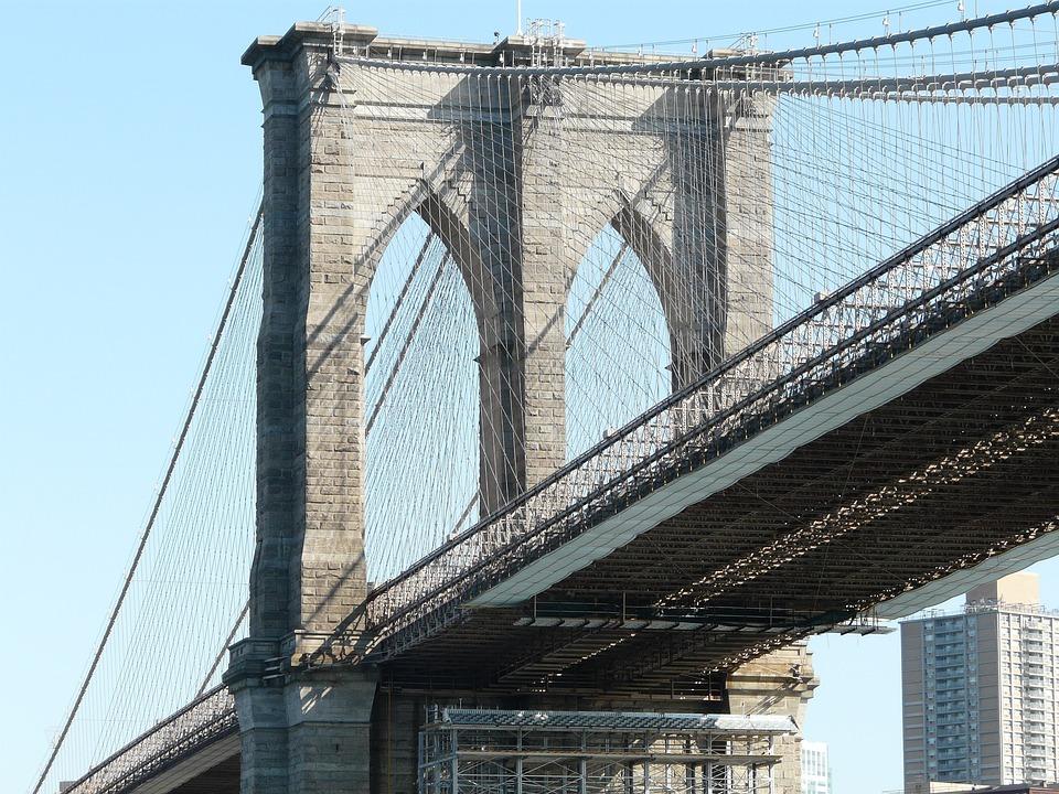 zavěsit New York