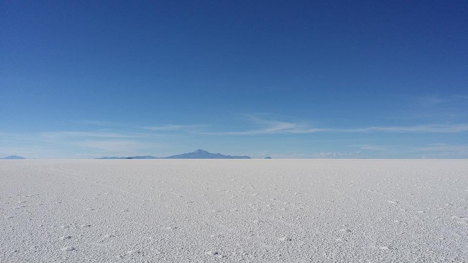Gratis Foto: Melk Tanden, Bolivia, Zout Woestijn