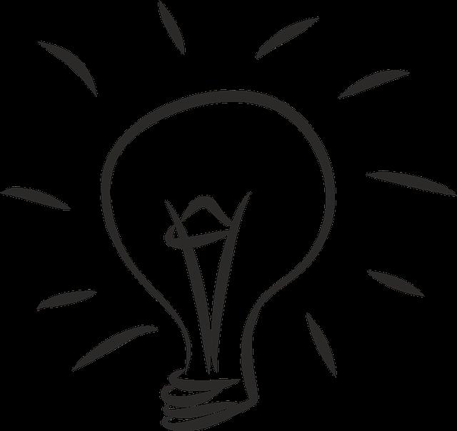die gl u00fchbirne  u00b7 kostenlose vektorgrafik auf pixabay