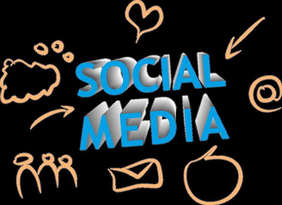 social media internet the  u00b7 free vector graphic on pixabay