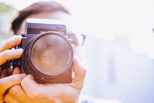 カメラマン, 写真, デジタル カメラ, デジタル一眼レフ カメラ, カメラ